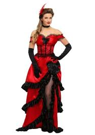 6xl Halloween Costumes Size Saloon Costume Saloon Girls Costumes