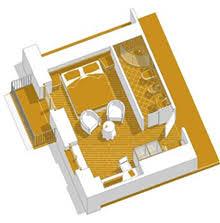plan d une chambre d hotel chambres conseils d aménagement
