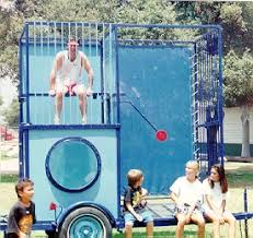 dunk tank for sale deluxe dunk tank pinteres