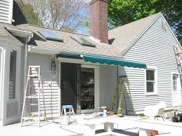 Best Way To Clean Awnings Installing A Sunsetter Awning