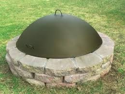 Firepit Lid Pit With Lid Square Cover Folding Square Pit Cover