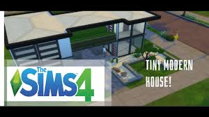 sims 4 timelapse tiny modern house download in description
