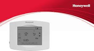 honeywell thermostats rth8580wf pdf user u0027s manual free download