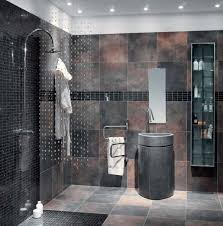 inspiration gray slate bathroom tile in interior home paint color