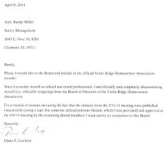 board member resignation letter sle hoa board resignation letter sle 28 images 100 proxy voting