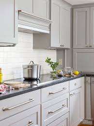 kitchen wall color with light gray cabinets beautiful kitchen cabinet paint colors that aren t white