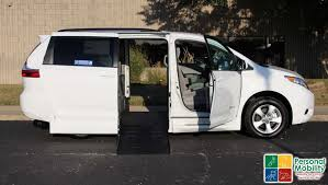 Overhead Door Model 456 Manual by 2017 Toyota Sienna Stock Hs840787 Wheelchair Van For Sale