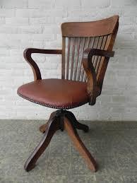 bureau ajustable chaise de bureau ajustable en acajou 1930s en vente sur pamono