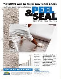 peel and seal brochures elite aluminum