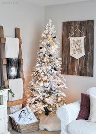 decor flocked christmasree slim snowy pre clearance vickerman