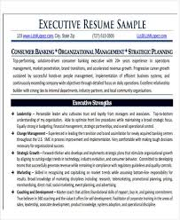 It Executive Resume Examples by 50 Business Resume Examples Free U0026 Premium Templates