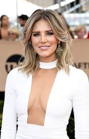 new haircut charissa thompson charissa thompson sag awards hair and makeup 2017 red carpet