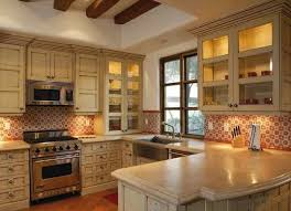 Distressed Kitchen Cabinets Distressed Finish Kitchen Trends 12 Ideas You Might Regret
