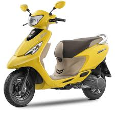 yellow color tvs scooty zest 110 colors yellow red black blue pink