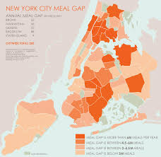 Harlem New York Map by The Meal Gap U2013 The Harlem Food Project