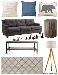 how to style your neutral sofa 3 ways