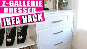 malm dresser hack ikea hack malm dresser with overlays youtube