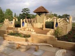 Best Backyard Kids Images On Pinterest Games Playground - Backyard playground designs