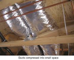 a home inspectors u0027 guide to flexible hvac duct installation the
