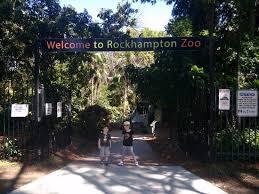 Rockhton Botanic Gardens And Zoo Zoo Entrance Picture Of Rockhton Botanic Gardens Rockhton
