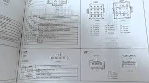 2002 ford ranger electrical wiring diagrams manual factory oem