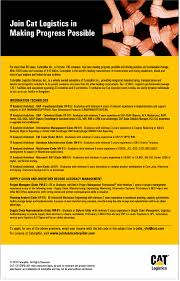 Sap Abap Resume For 2 Years Experience Jobs In Caterpillar Vacancies In Caterpillar Opportunities At