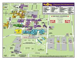 State Of Mn Map by Locations U2013 Bicycles U2013 Parking U2013 Minnesota State University Mankato