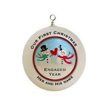 ornaments engagement ornament our