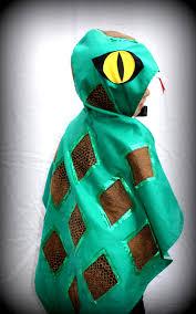King Cobra Halloween Costume Snake Costume Cape Boy Costume Fancy Dress Halloween