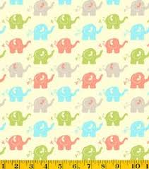 snuggle flannel fabric baby elephant pink 6 99 fabric