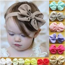 hair bands for baby girl layered flower matching sparking rhinestone headband handmade
