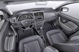 sandero renault interior novo renault logan 2014 fotos consumo e preços car blog br