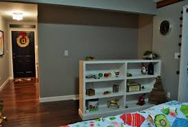 Built In Wall Shelves by Diwyatt From Rickety Railing To Built In Bookcase Loving Here