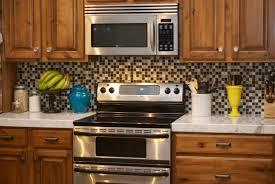 Kitchen Backsplash Ideas With White Cabinets Kitchen Mosaic Tiles Ideas Zamp Co