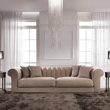 Italian Designer Velvet Modular Sofa - Italian sofa designs