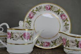 royal worcester royal garden bone china tea set