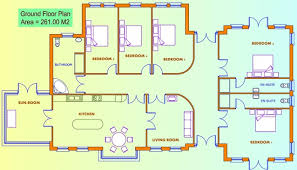 floor plans for a 5 bedroom house 5 bedroom bungalow house plans home deco plans