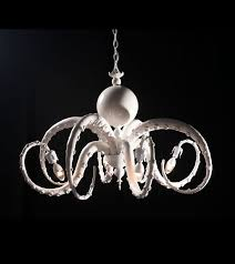 Octopus Ceiling Light by Geek Art Gallery Interior Design Octopus Chandeliers