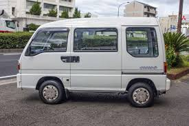 subaru van 1991 subaru sambar van u2013 amagasaki motor co ltd u2013 japan used