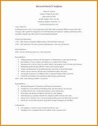 printable resume template best resume template in microsoft word new free printable resume
