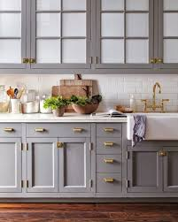 gray kitchen with white cabinets 20 gorgeous gray and white kitchens maison de pax