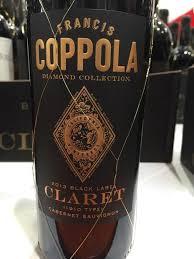 francis coppola claret 2013 francis ford coppola cabernet sauvignon diamond collection