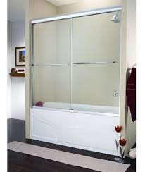 Glass Doors For Tub Shower Frameless Tub Shower Doors Tub And Shower Doors Custom