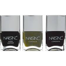 nails inc nail polish trio uk tz com