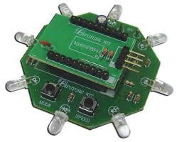 electronic components led lights gsk 184 ufo chasing led lights