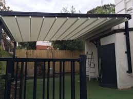 Retractable Pergola Awning by Retractable Pergolas Retractable Awnings Melnourne