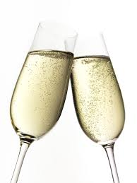 new years chagne glasses chagne toast for new year s bubbles pack a scientific pop