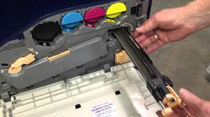 replace xerox workcentre transfer belt cleaner 7425 7428 7435