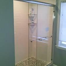 Basco Shower Door Bathroom Framed Rubbed Bronze Shower Door Fr Bathroom Shower