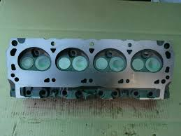 small block chev heads